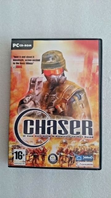 Chaser (PC Windows 2003)